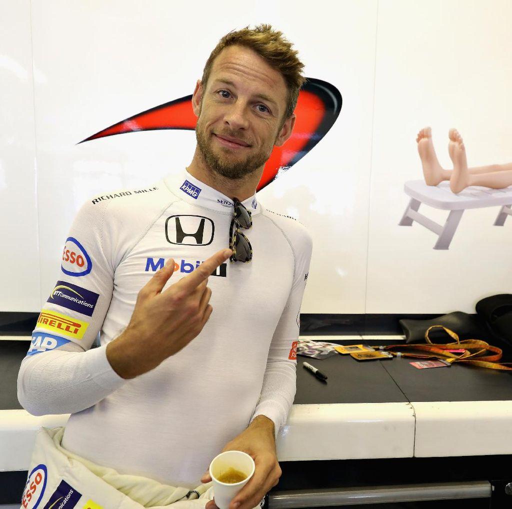 Perpisahan 12 Lap Jenson Button