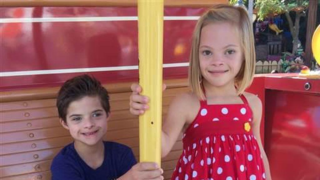 Down Syndrome Bukan Penghalang untuk Bahagia, Gadis Cilik Ini Buktinya