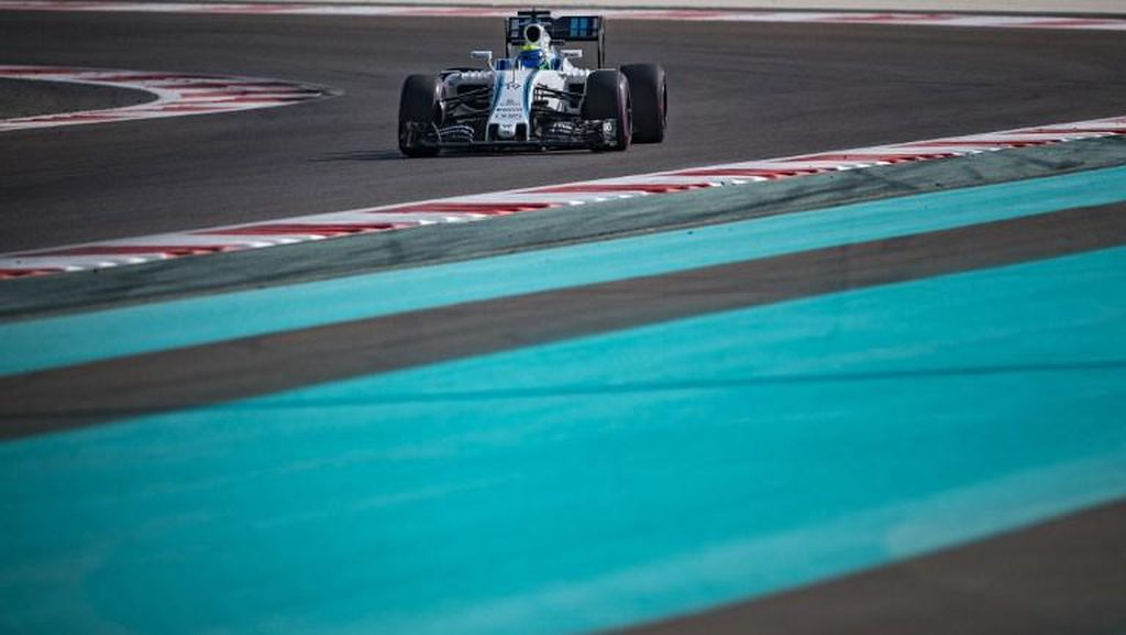 Felipe Massa Resmi Tutup Karier di F1