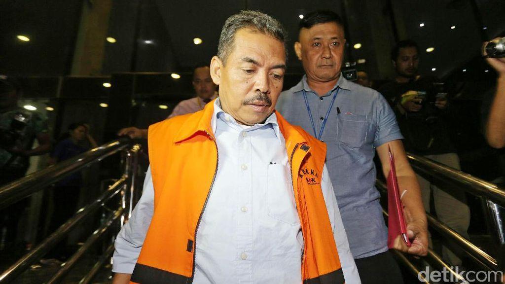 Jaksa Farizal Kembali Diperiksa KPK