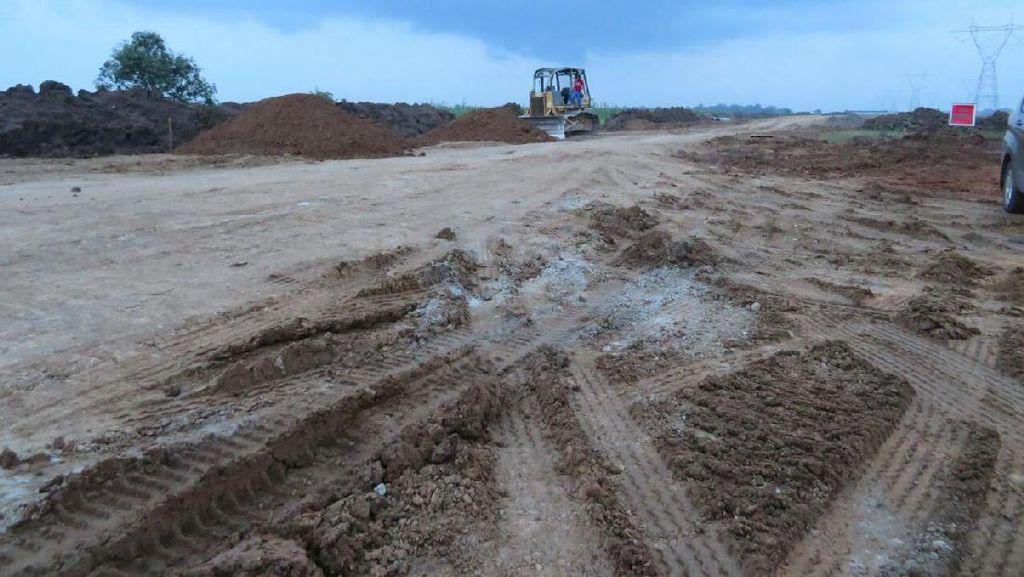 Sah Digarap Waskita, Jalan Tol Krian-Legundi-Bunder-Manyar Mulai Dibangun 2017