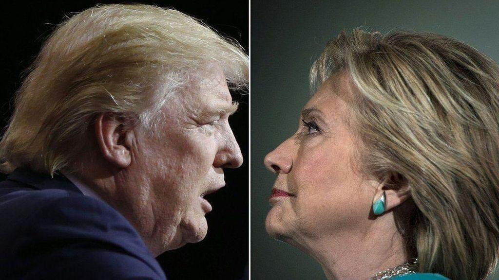 Tim Kampanye Hillary Dukung Penghitungan Ulang di Wisconsin, Trump Marah