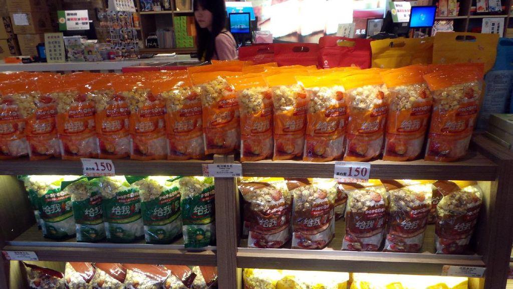 Penampakan Toko Pineapple Cake Paling Enak di Taiwan