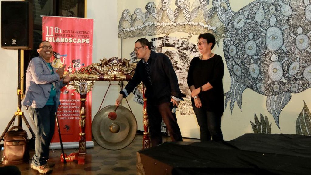Empat Film Pendek Tutup JAFF 2016 Hari Kedua