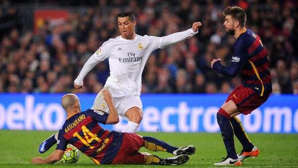Tekanan di Lini Pertahanan Barcelona Bisa Buat Madrid Menangi El Clasico