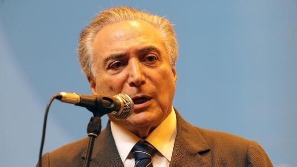 Presiden Brasil Turut Berduka dengan Tragedi Pesawat Chapecoense