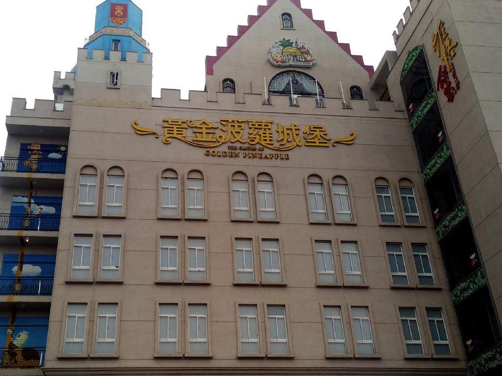Pineapple Cake Terenak di Taiwan, Mungkin Ada di Toko Ini