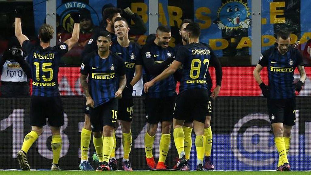 Misi Inter Kalahkan Sparta Praha demi Dongkrak Kepercayaan Diri