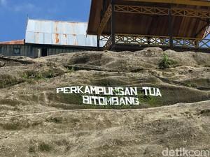 Rumah Bertiang 10 Meter & Penduduk Panjang Umur di Selayar