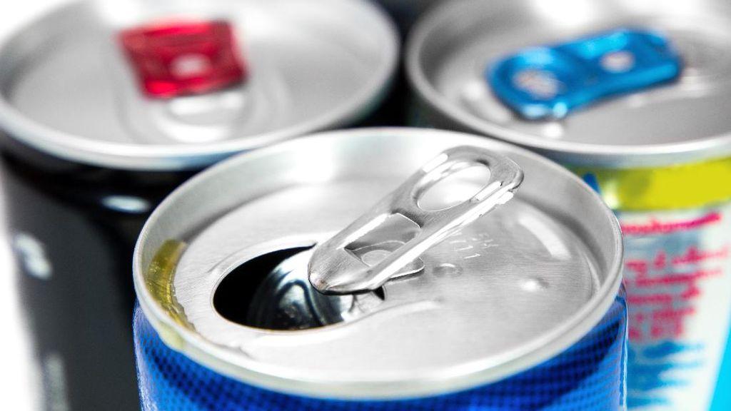 Minuman Berenergi Sebabkan Pendarahan Otak Pada Pria Ini