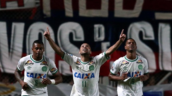 Tim Serie A Brasil Chapecoense Alami Kecelakaan Pesawat