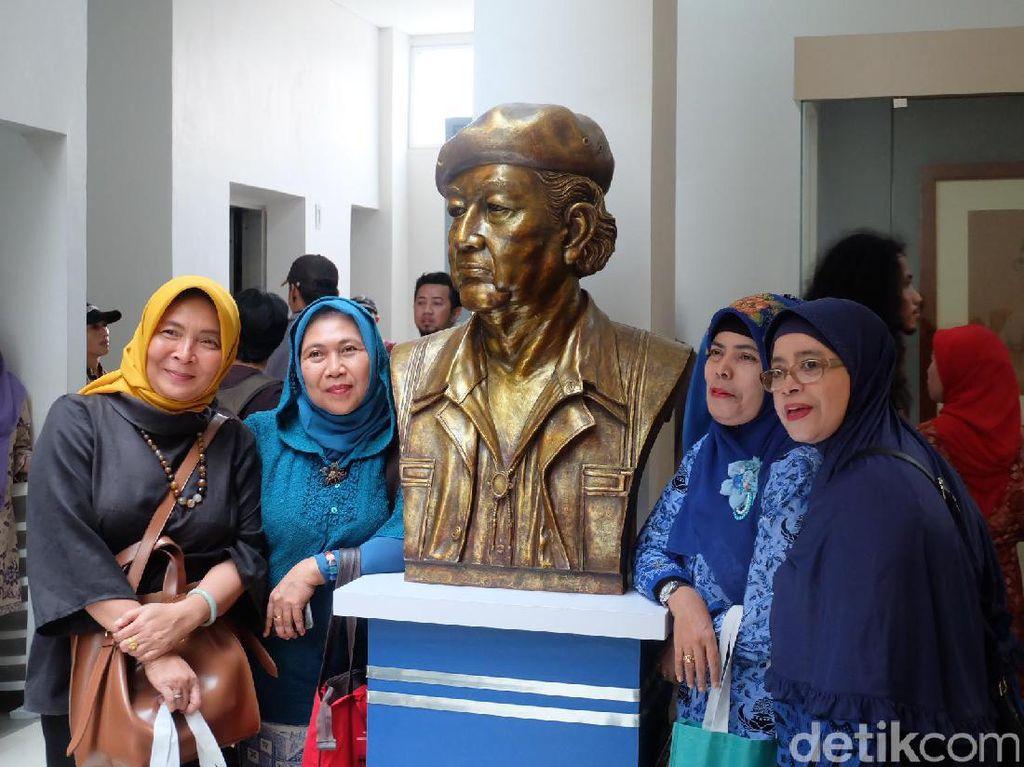 PSBB Transisi DKI, Museum Basoeki Abdullah Dibuka Besok