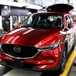 Mazda CX-5 Terbaru Mulai Diproduksi