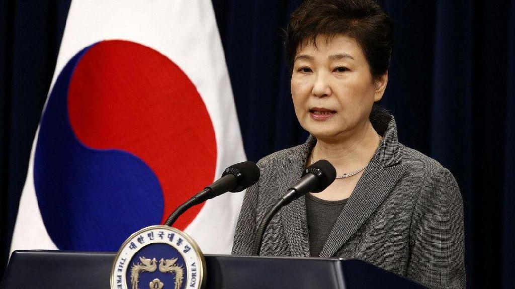 Parlemen Korsel Setujui Pemakzulan Presiden Park Geun-hye