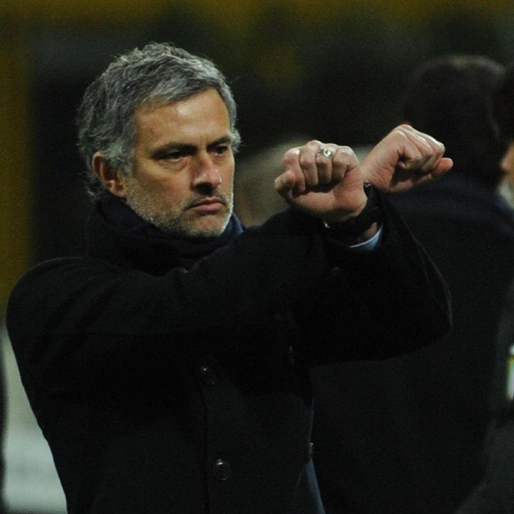 Ini Jawaban Mourinho terkait Dugaan Mengemplang Pajak