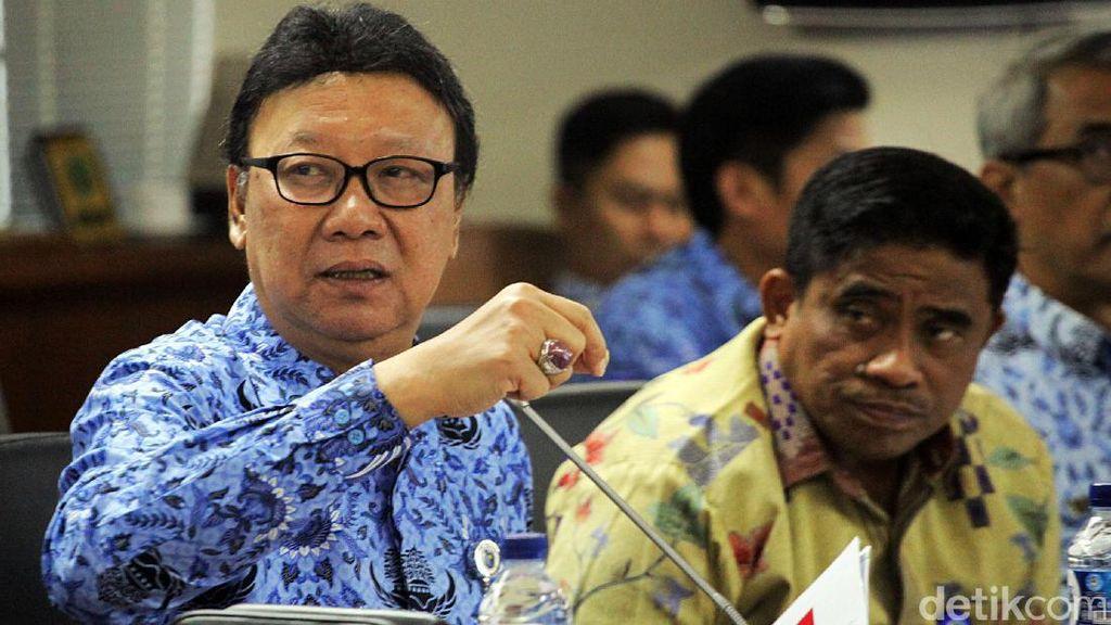 Mendagri Ingin Ambang Batas Parlemen Lebih Tinggi dari 3,5 Persen