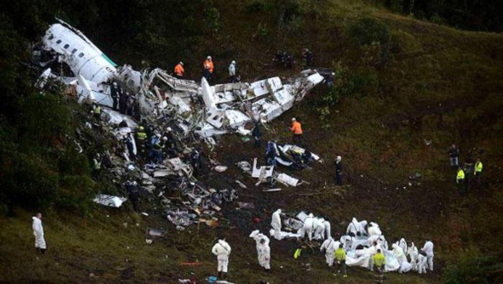 Sejumlah Fakta Soal Pesawat LMI 2933 yang Jatuh di Kolombia