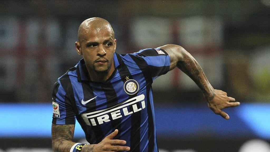 Dikabarkan Akan Mudik ke Brasil, Melo Betah di Inter