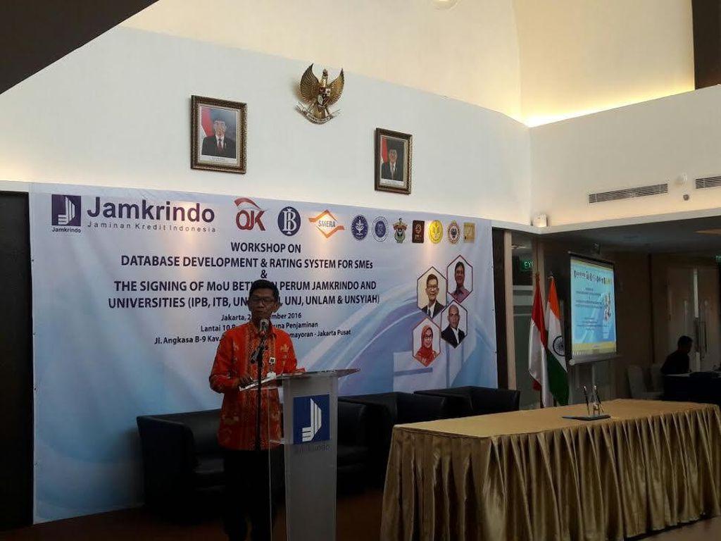 Jamkrindo Butuh Rp 50 M untuk Bangun Sistem IT