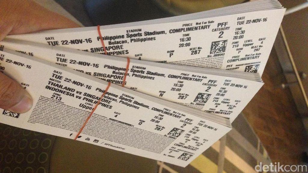 Penjualan Tiket Offline di Stadion Persikabo Dibatalkan
