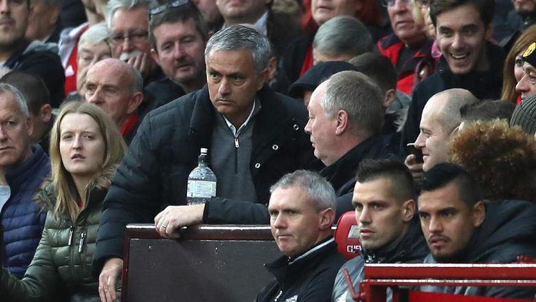 MU Dikejutkan Gol West Ham, tapi Responsnya Puaskan Mourinho