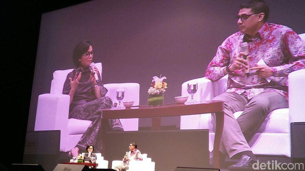Cerita Sri Mulyani Tolak Amplop Berisi Dolar dari Seorang Gubernur