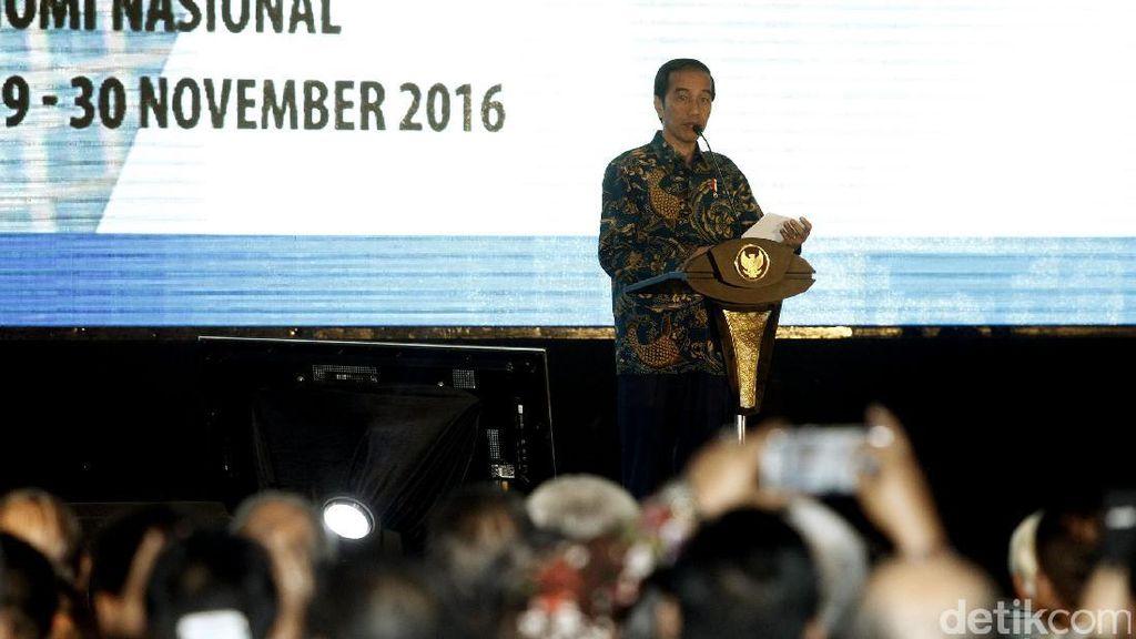 Presiden Jokowi Buka Munas REI