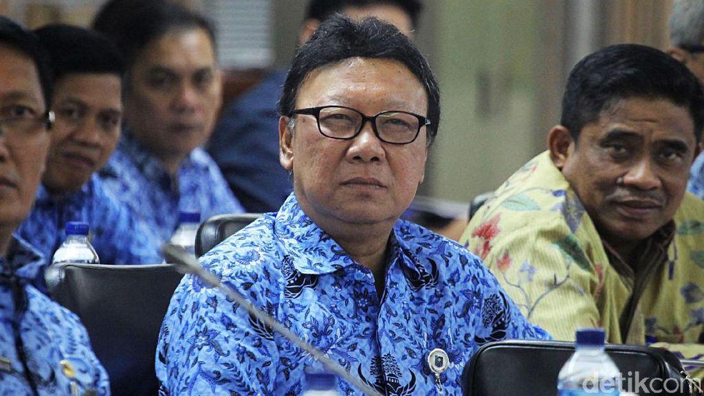 Mendagri Tjahjo Kumolo Dorong Revisi UU Ormas