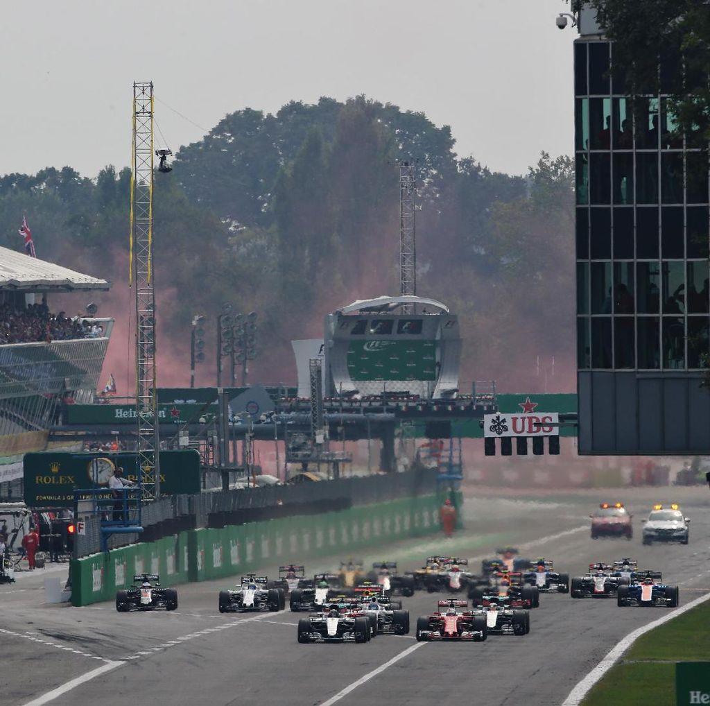 Monza Resmi Gelar GP Italia sampai 2019
