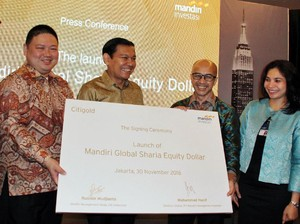 Citi Indonesia Jual Reksa Dana Mandiri Investasi