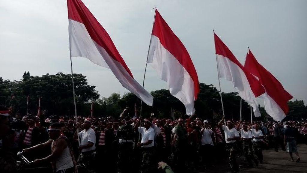 Gelar Aksi di CFD, Panitia Parade Bhinneka Tunggal Ika Izin ke Plt Gubernur