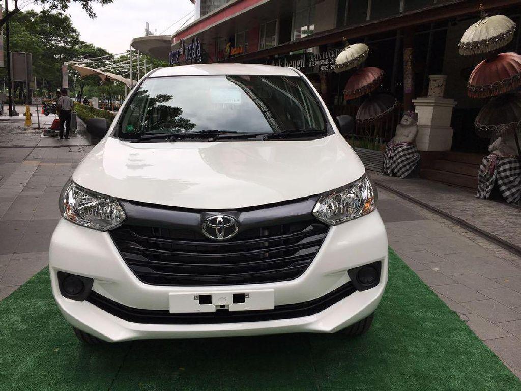 Avanza Transmover Dikirim Toyota ke Blue Bird Mulai Bulan Lalu