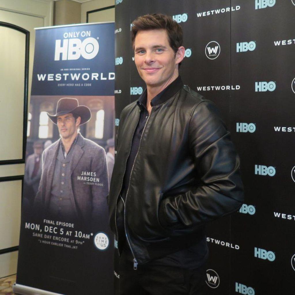 Apa Kata James Marsden tentang Musim Kedua Westworld?