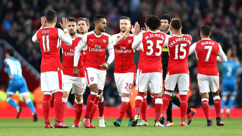 Arsenal Diramalkan Bisa Jadi Juara Liga Musim Ini