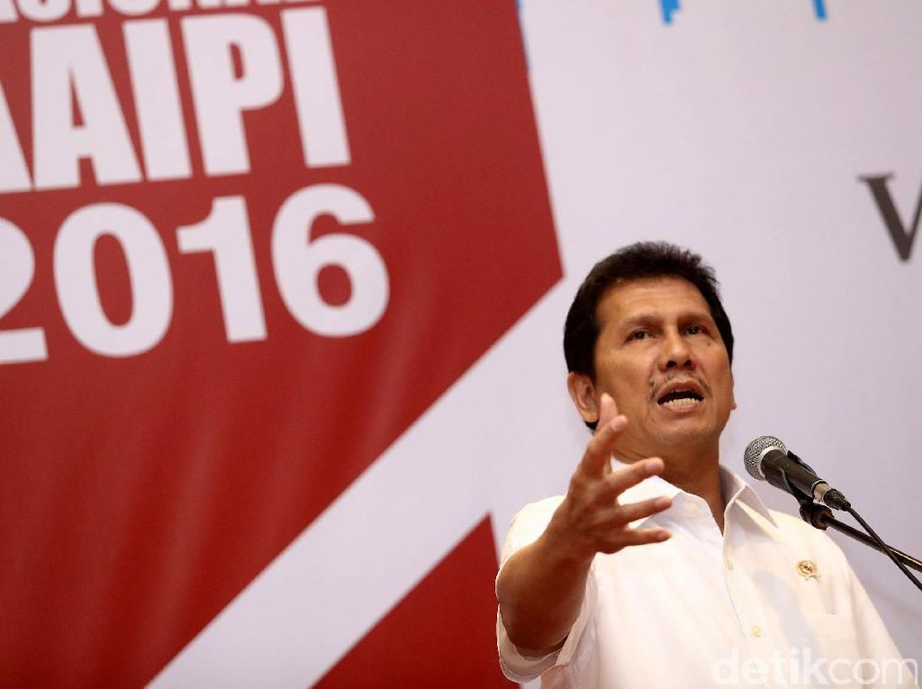Menpan RB Hadiri Workshop Nasional AAIPI 2016