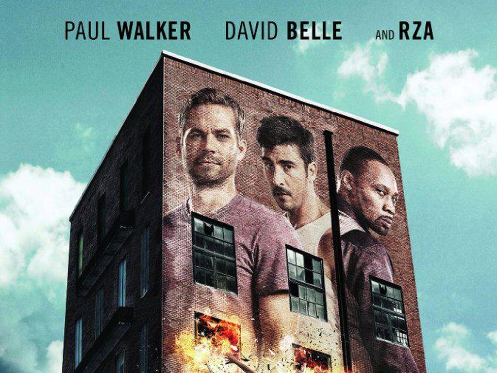 Brick Mansions Premiere di Trans TV Besok