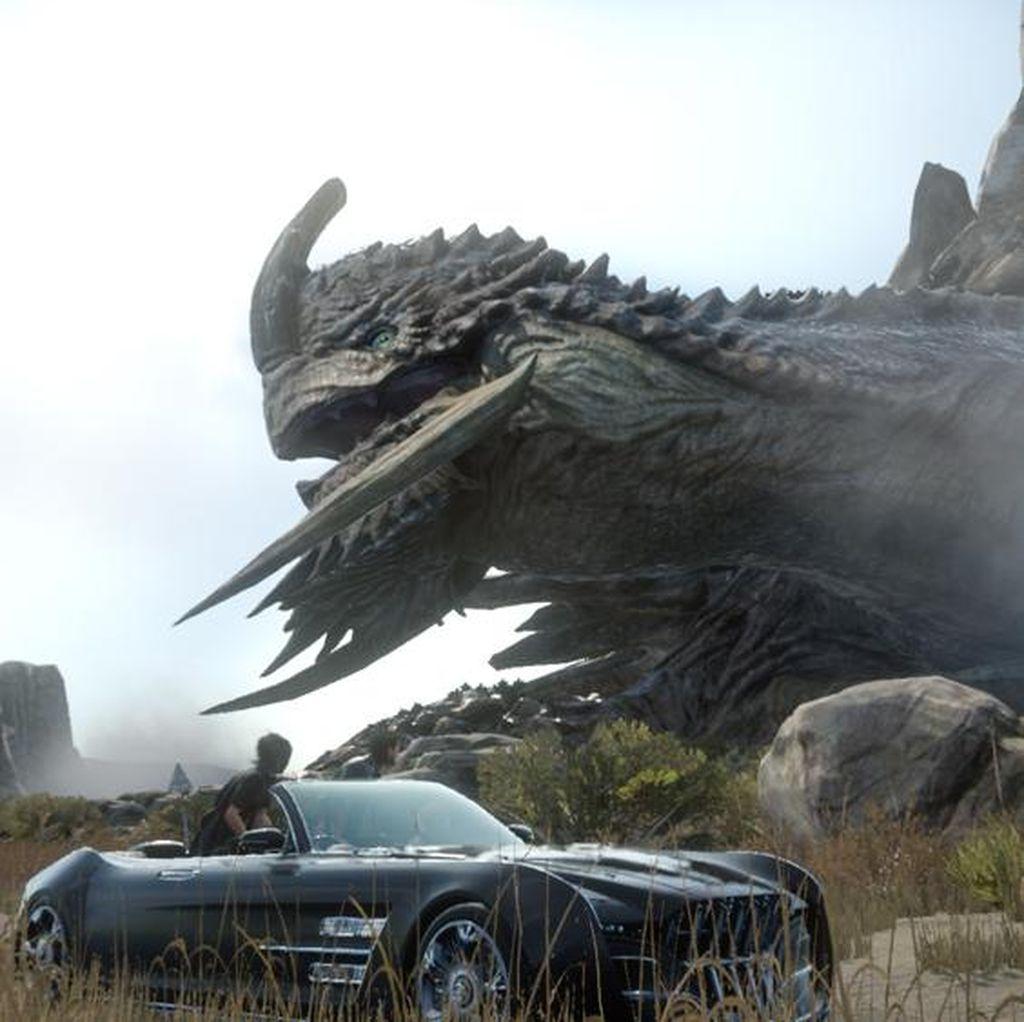 Square Enix Siapkan Ekspansi Final Fantasy XV