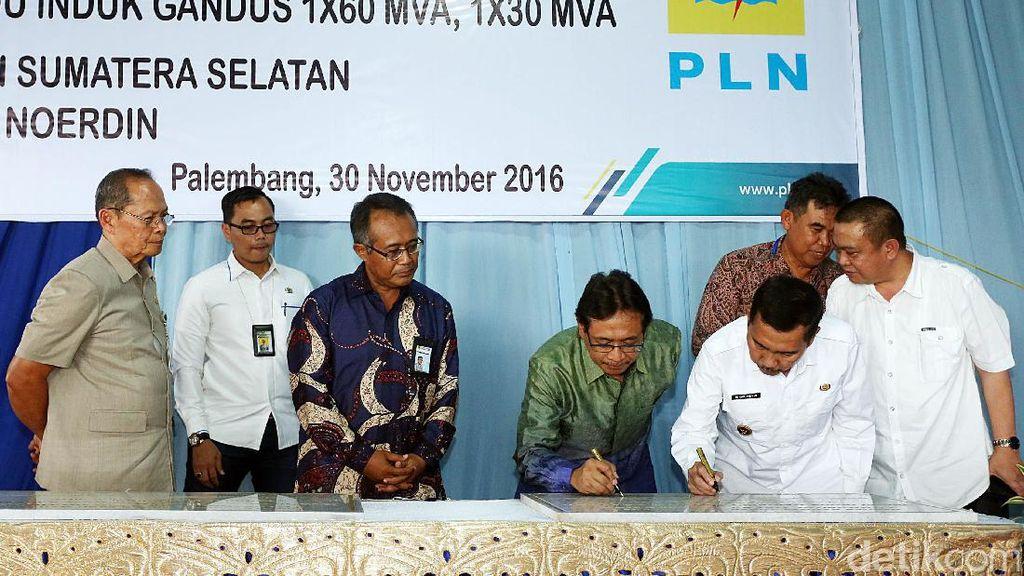 Dukung Asian Games dan LRT Palembang, PLN Operasikan 2 Gardu Induk 150 MVA