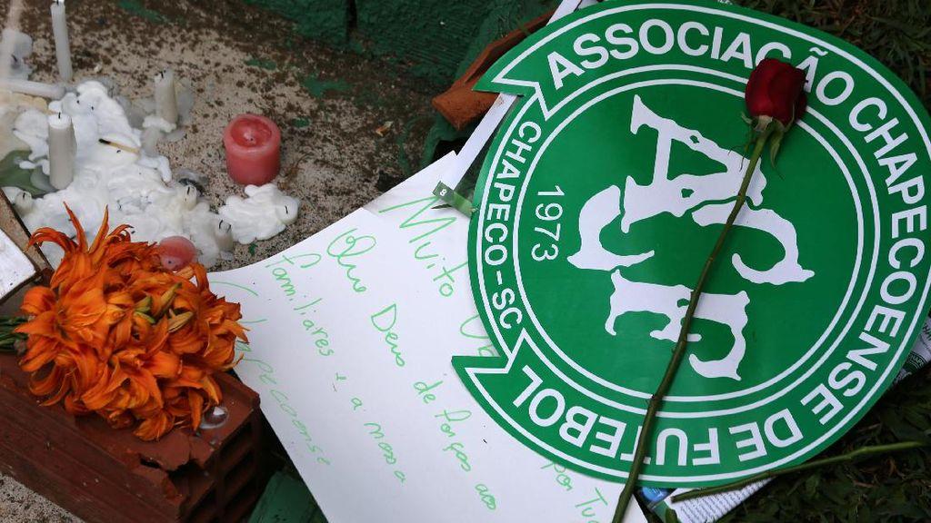 Usai Tragedi Kecelakaan Pesawat, Chapecoense Tunjuk Pelatih Baru