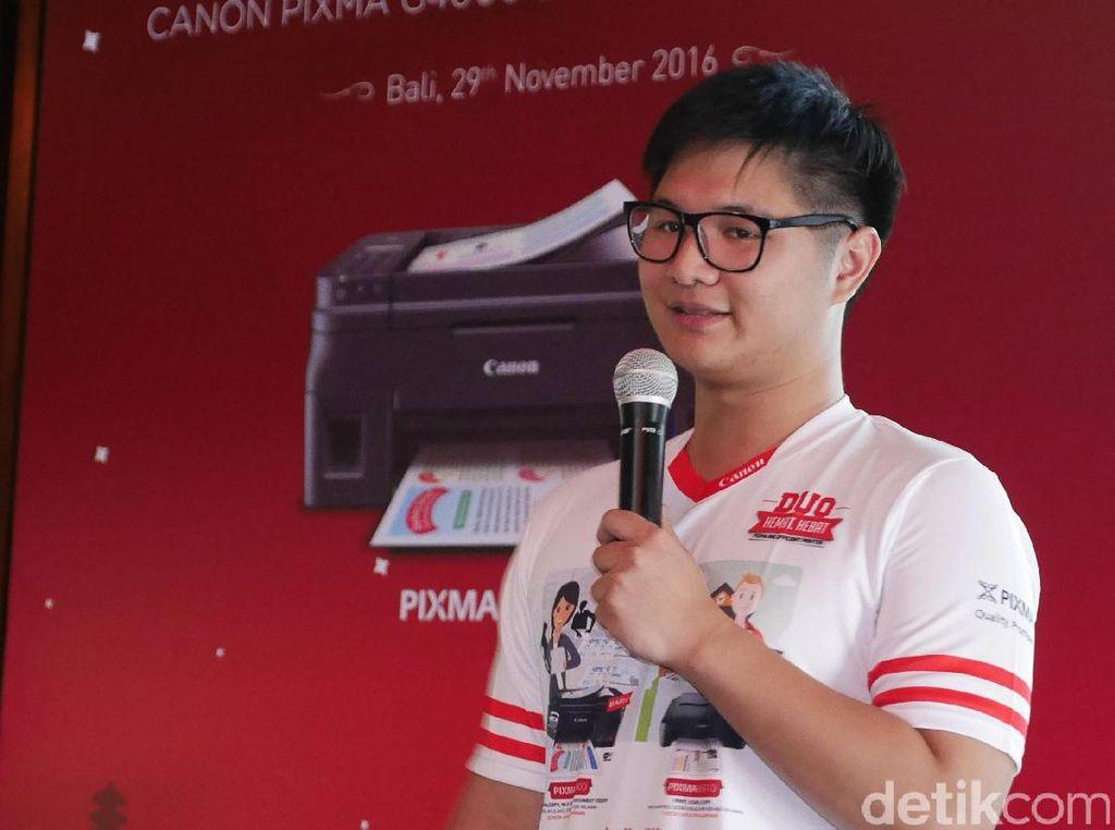 Canon Incar Posisi Nomor 1 Pasar Printer Isi Ulang