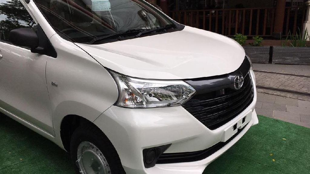 Toyota Avanza Khusus Taksi