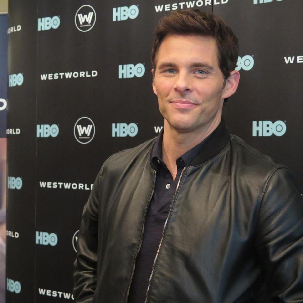 Pengalaman James Marsden Tampil Polos Di Hadapan Anthony Hopkins