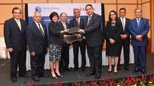 Bahana Securities Gandeng Affin Hwang Investment Berhard Bank