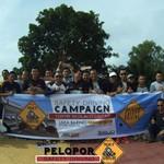 TeRuCI Palembang Gelar Kampanye Aman Berkendara