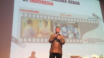Berawal dari Gerobak, Kebab Baba Rafi Kini Ekspansi ke ASEAN Hingga China