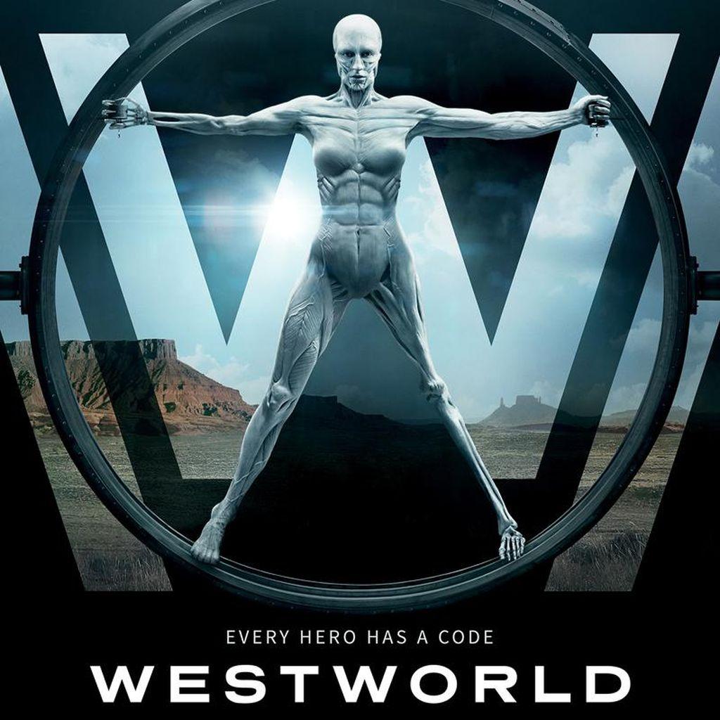 Serial Westworld Tampilkan Nafsu Terpendam Manusia