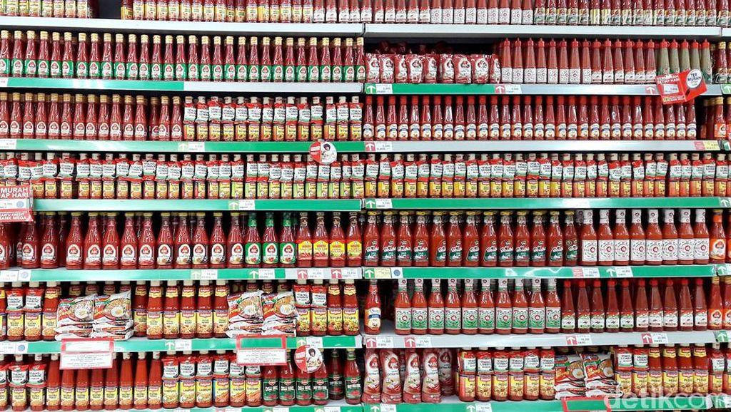 Promo Aneka Sambal Kemasan Praktis di Transmart Carrefour