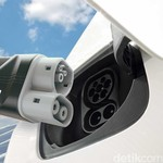 Raksasa Mobil Dunia Bergabung Bikin Stasiun Pengisian Mobil Listrik