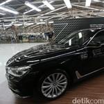 BMW Umumkan Harga Seri 7 Rakitan Lokal, Mulai Rp 1,699 Miliar