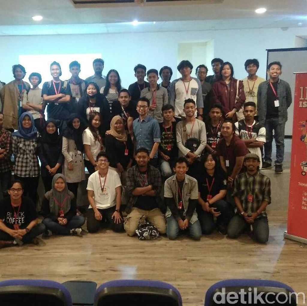 Meriahnya Hari Kedua Jogja-NETPAC Asian Film Festival ke-11